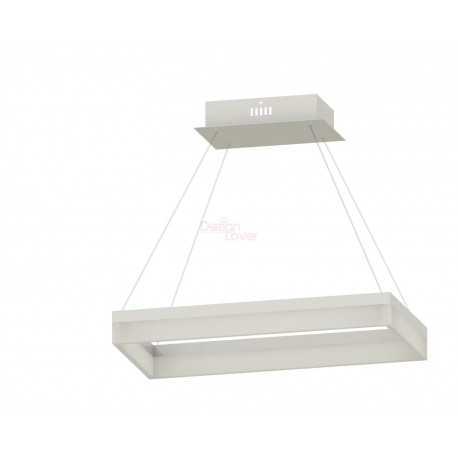 Modern Rectangular LED pendant lamp design