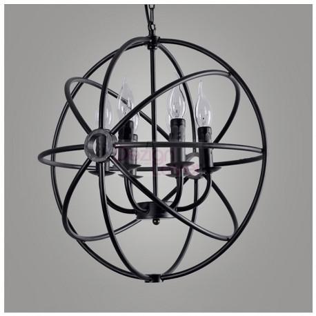 RH FOUCAULT'S ORB Chandelier Design