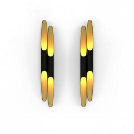 Coltrane wall lamp design