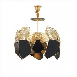 Chandelier lustre LED design HYPNOTIC