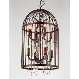RH VINTAGE BIRDCAGE Design Chandelier II