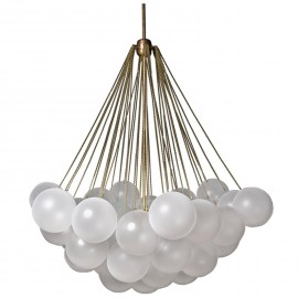 Lustre contemporain Cloud 37 Apparatus _ Dezign Lover