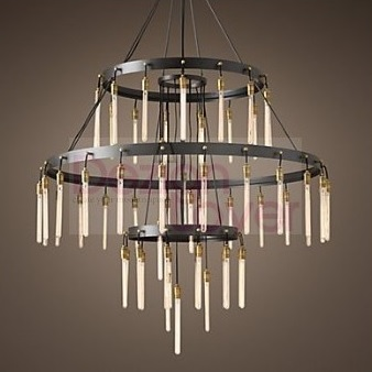 Dezign Lover Blog : Industrial style chandeliers for Vintage and Retro decoration