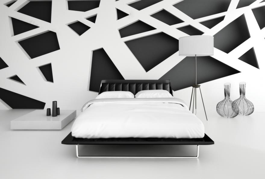Dezign Lover Blog - Home Design | Black and white decoration, this winning duo that seduces us!