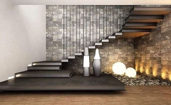 Dezign Lover Blog - Home Design | Best ideas to light up your modern staircase!