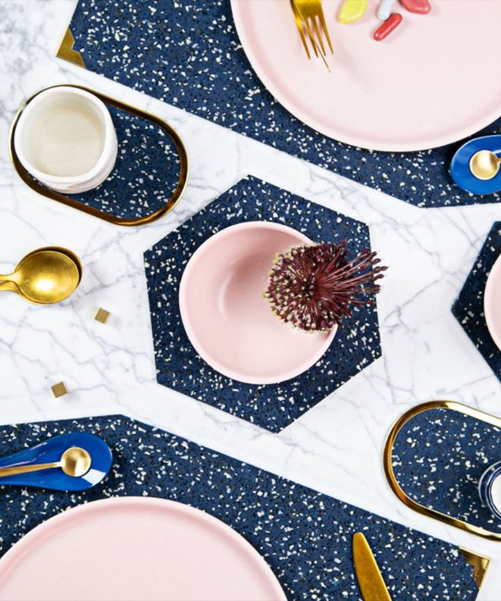 Dezign Lover Blog | Home decor ideas : Stylish tableware: home trend 2019