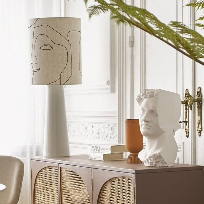 Dezign Lover Blog - Home Design | The face, the arty trend that smiles on our home decoration!