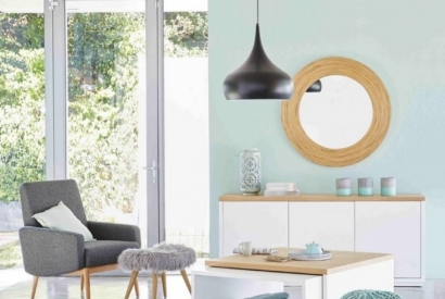 Big Trend: This mint colour that gives pep's to the decor