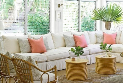 Tropical home decor is dominating this summer 2018!