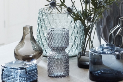 Textured glass, a new decorative trend to follow
